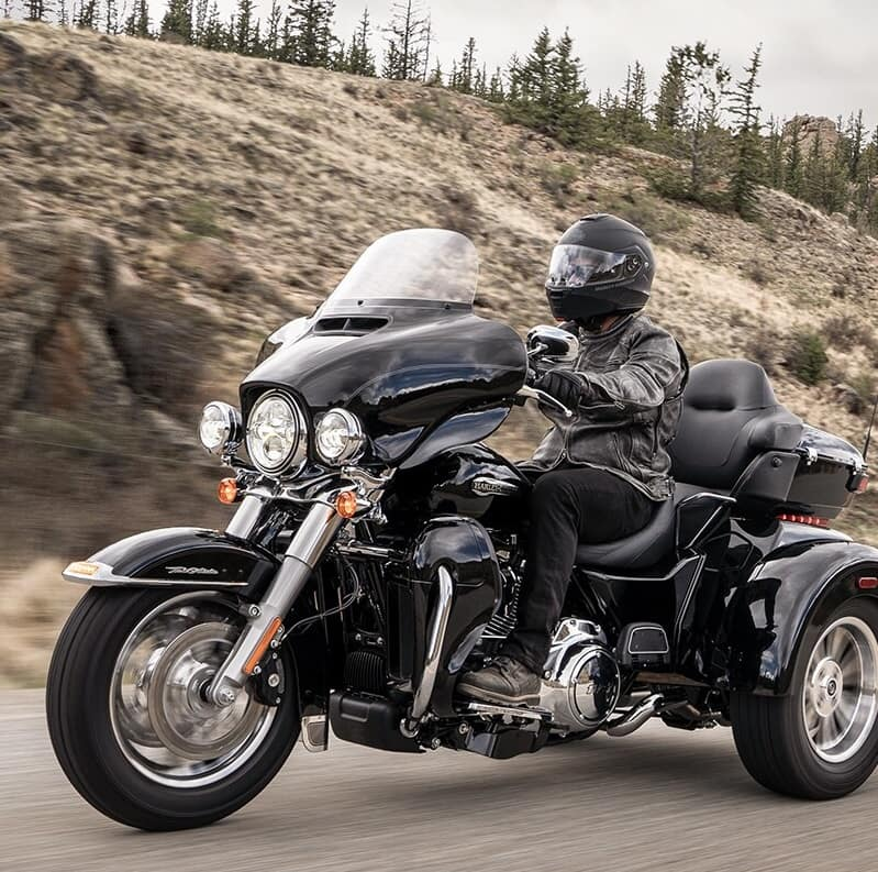 Miami FL - 2020 Harley-Davidson Tri Glide Ultra's Performance