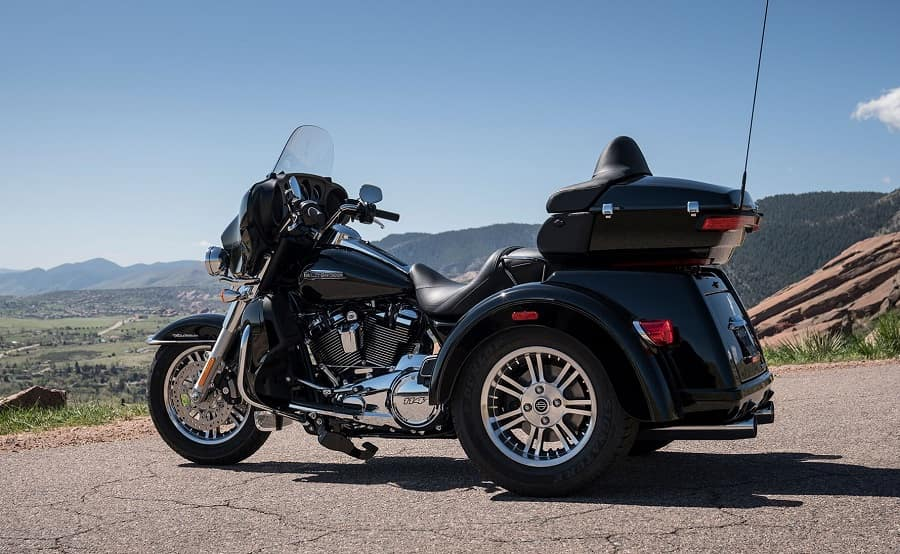 Miami FL - 2020 Harley-Davidson Tri Glide Ultra's Style