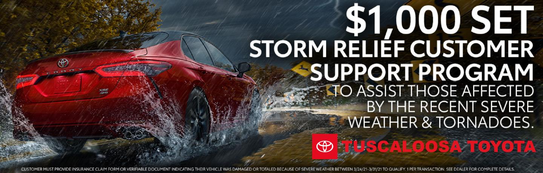 TT Storm Panel