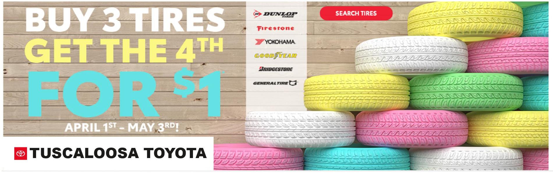 TT Tire Sale April 2021