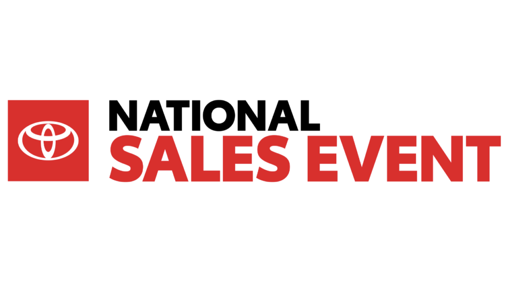 Toyota National Sales Event