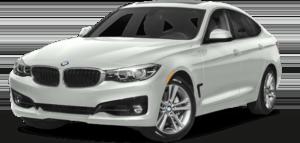 White BMW 3 Series