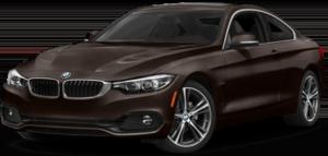 Black BMW 4 Series