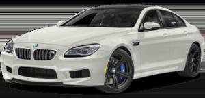 White BMW M Series