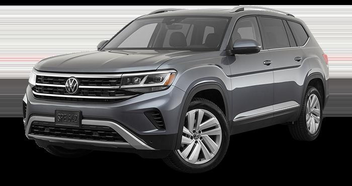 New 2021 Atlas Volkswagen of Waco