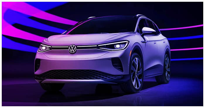 New 2021 ID.4 Volkswagen of Waco