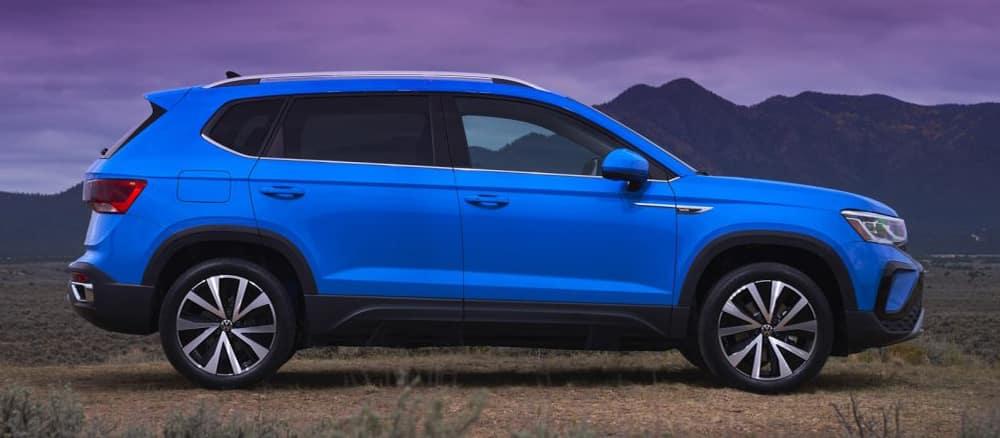2022 VW Taos Performance