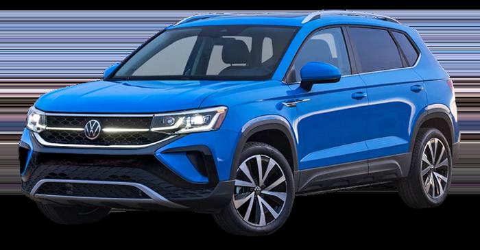 New 2022 Taos Volkswagen of Waco