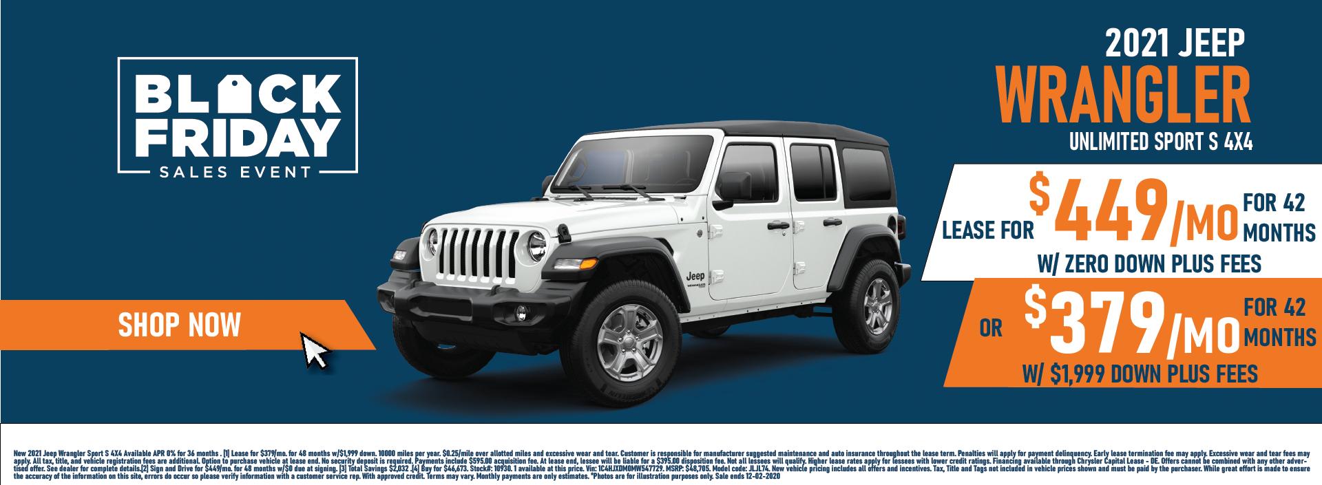 Whitewater – Jeep Wrangler November Updated