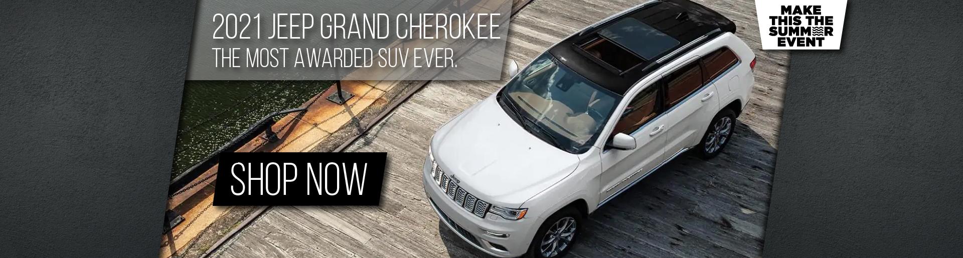 August 2021 Jeep Grand Cherokee Generic